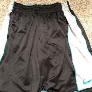 Men's Nike LeBron Black Shorts Medium